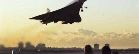 Last-Ever Concorde Flight